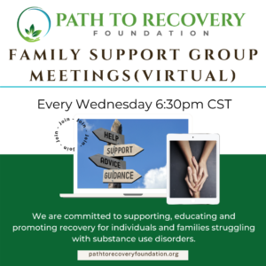 PATH Family Support Group Meeting (Virtual)